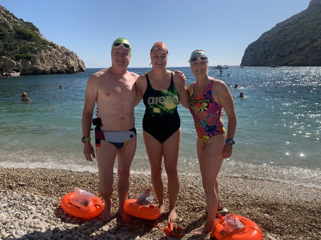 Marc Baker, Larisa Green, Caroline Hurley